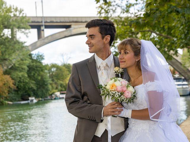 Le mariage de Gauthier et Laetitia à Nogent-sur-Marne, Val-de-Marne 12