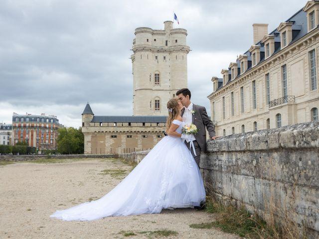 Le mariage de Gauthier et Laetitia à Nogent-sur-Marne, Val-de-Marne 13