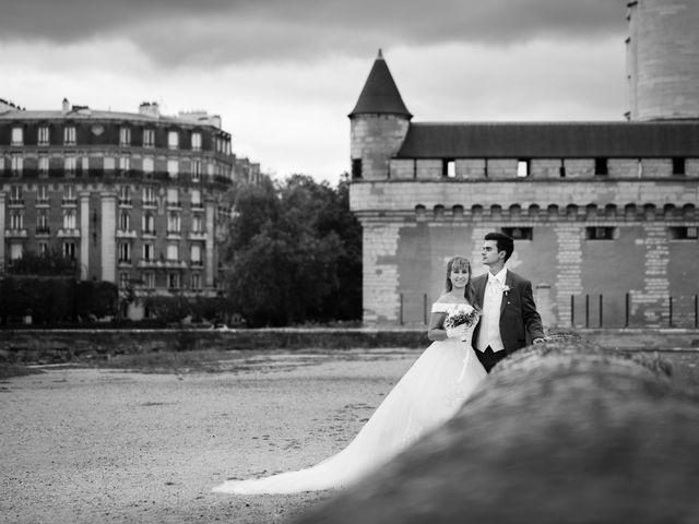 Le mariage de Gauthier et Laetitia à Nogent-sur-Marne, Val-de-Marne 15