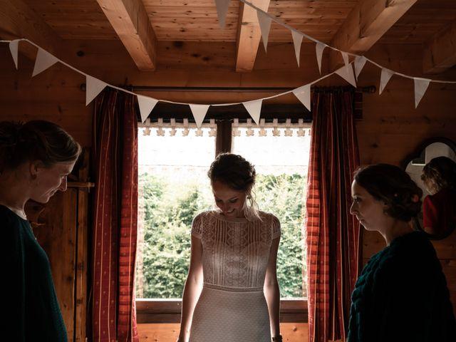 Le mariage de Yann et Anne-Sophie à Chamonix-Mont-Blanc, Haute-Savoie 1
