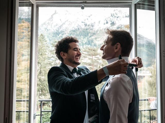 Le mariage de Yann et Anne-Sophie à Chamonix-Mont-Blanc, Haute-Savoie 26