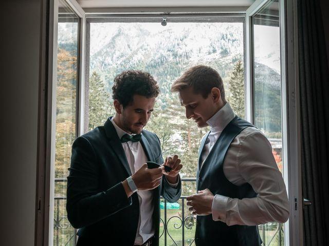 Le mariage de Yann et Anne-Sophie à Chamonix-Mont-Blanc, Haute-Savoie 27