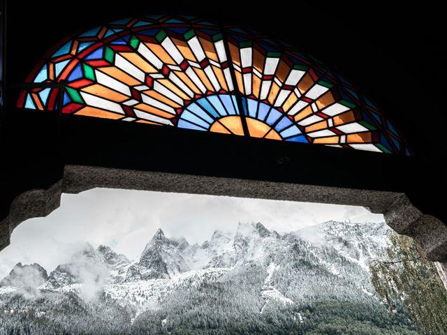Le mariage de Yann et Anne-Sophie à Chamonix-Mont-Blanc, Haute-Savoie 35