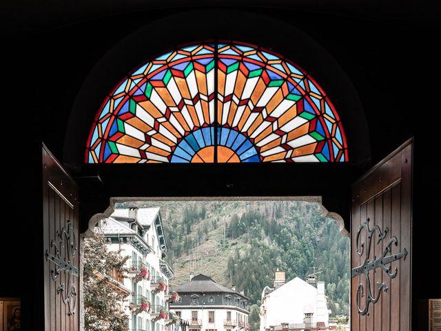 Le mariage de Yann et Anne-Sophie à Chamonix-Mont-Blanc, Haute-Savoie 36