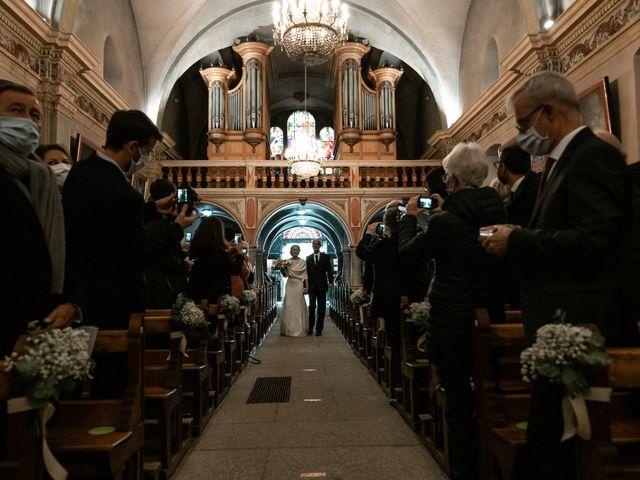 Le mariage de Yann et Anne-Sophie à Chamonix-Mont-Blanc, Haute-Savoie 37