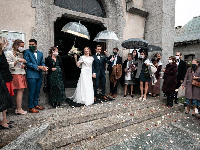 Le mariage de Yann et Anne-Sophie à Chamonix-Mont-Blanc, Haute-Savoie 49