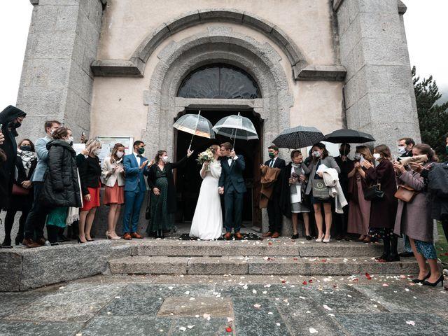 Le mariage de Yann et Anne-Sophie à Chamonix-Mont-Blanc, Haute-Savoie 50