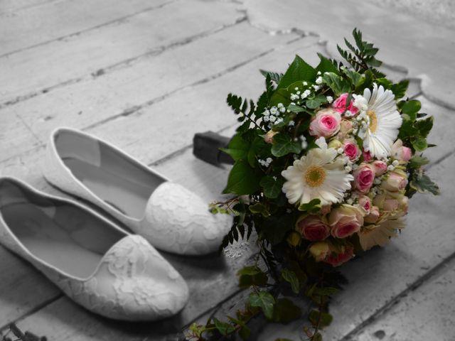 Le mariage de Nadege et Celine à Le Fuilet, Maine et Loire 1