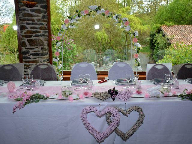 Le mariage de Nadege et Celine à Le Fuilet, Maine et Loire 11