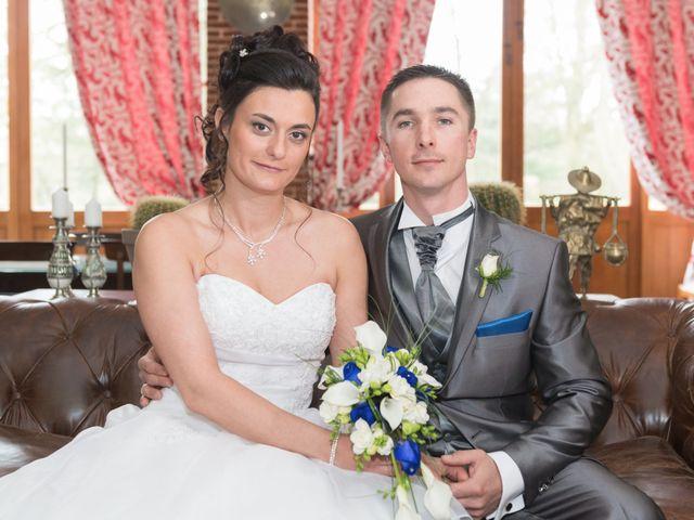 Le mariage de Claire et Wilfried