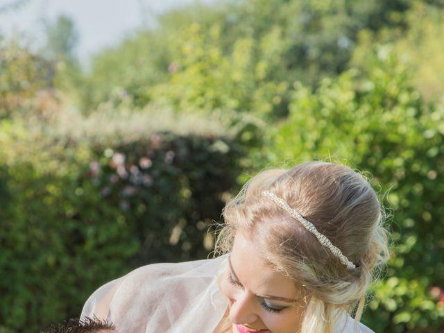 Le mariage de Pierrick et Elodie à Épervans, Saône et Loire 8