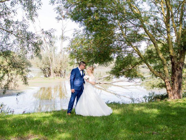 Le mariage de Pierrick et Elodie à Épervans, Saône et Loire 1