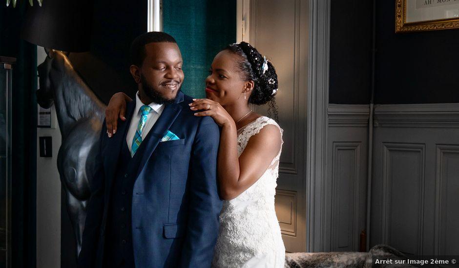 Le mariage de Laurent et Manuella à Saint-Herblain, Loire Atlantique