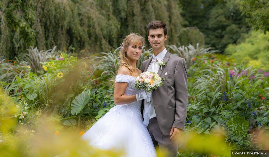 Le mariage de Gauthier et Laetitia à Nogent-sur-Marne, Val-de-Marne