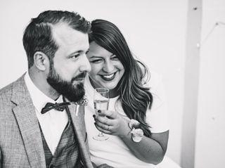Le mariage de Max et Sarah