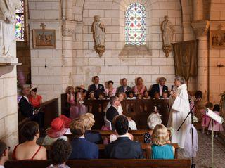 Le mariage de Bérangère et Vincent 3