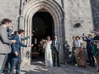 Le mariage de Claire et Arnaud 1