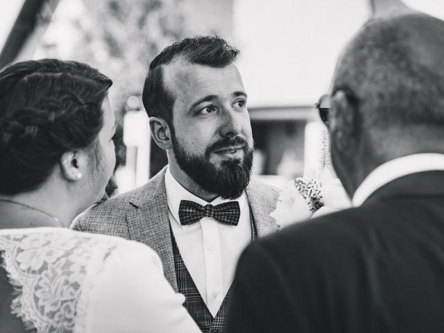 Le mariage de Sarah et Max à Schweighouse-sur-Moder, Bas Rhin 1