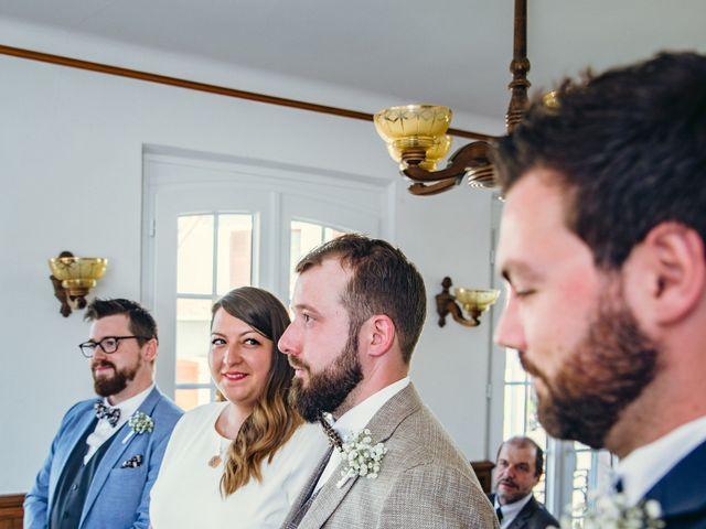Le mariage de Sarah et Max à Schweighouse-sur-Moder, Bas Rhin 4