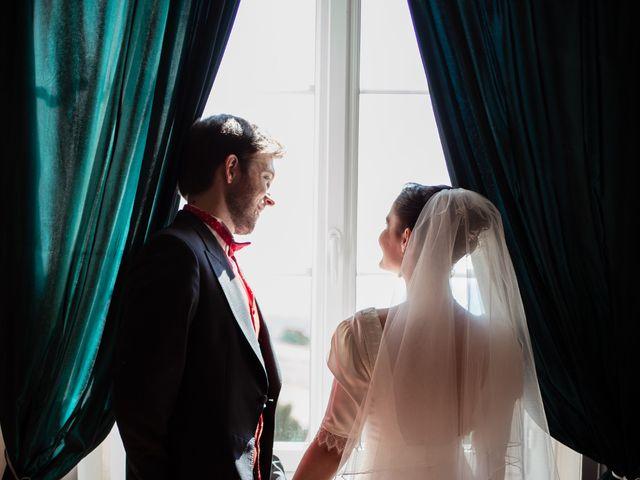 Le mariage de Gatien et Priscille à Saint-Laurent-de-Chamousset, Rhône 44