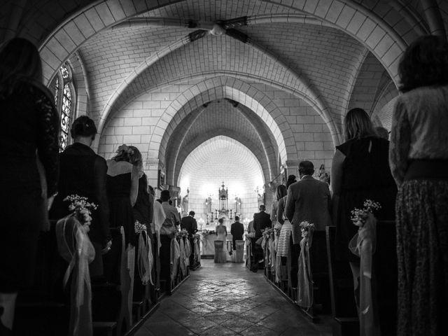 Le mariage de Vincent et Bérangère à Tours, Indre-et-Loire 6