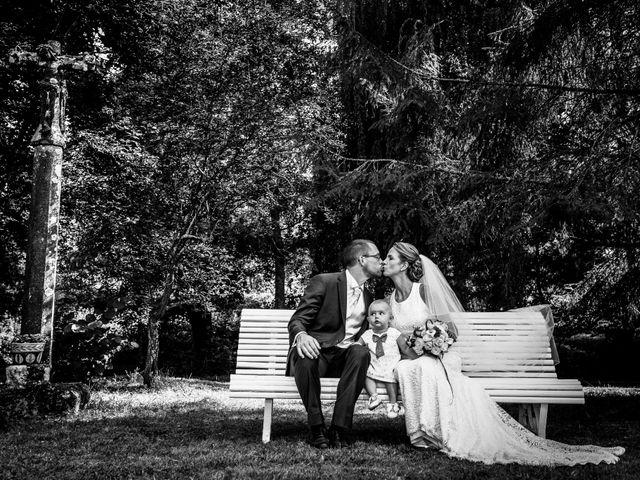 Le mariage de Bérangère et Vincent