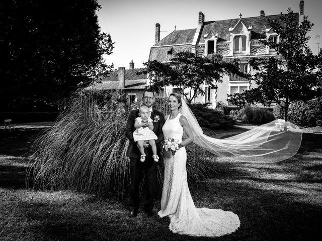 Le mariage de Vincent et Bérangère à Tours, Indre-et-Loire 1