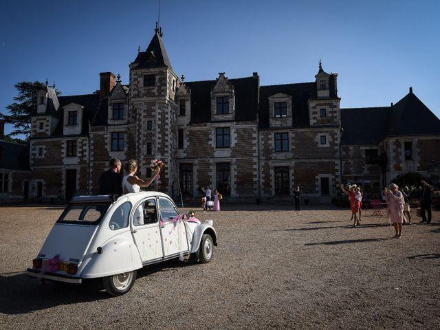 Le mariage de Vincent et Bérangère à Tours, Indre-et-Loire 8