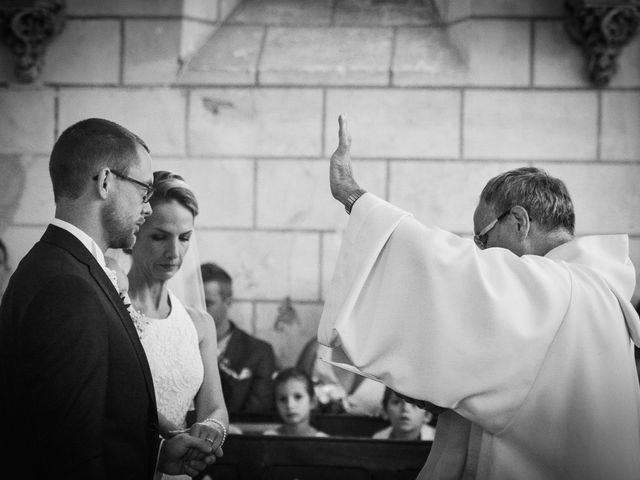 Le mariage de Vincent et Bérangère à Tours, Indre-et-Loire 13