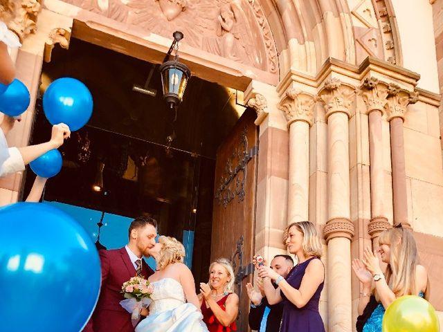 Le mariage de  Brandon  et Marion et  à Molsheim, Bas Rhin 10