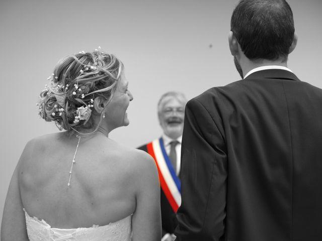 Le mariage de Guillaume et Sophie à Bacqueville, Eure 5