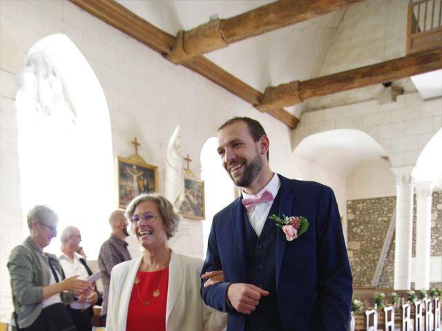 Le mariage de Guillaume et Sophie à Bacqueville, Eure 9