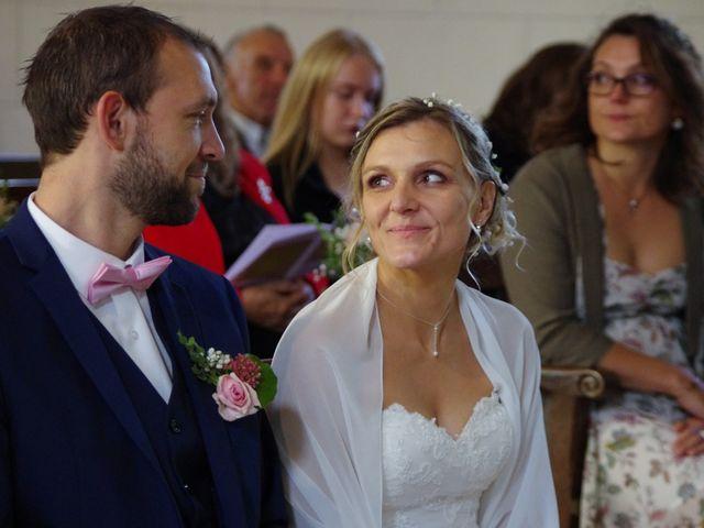 Le mariage de Guillaume et Sophie à Bacqueville, Eure 11