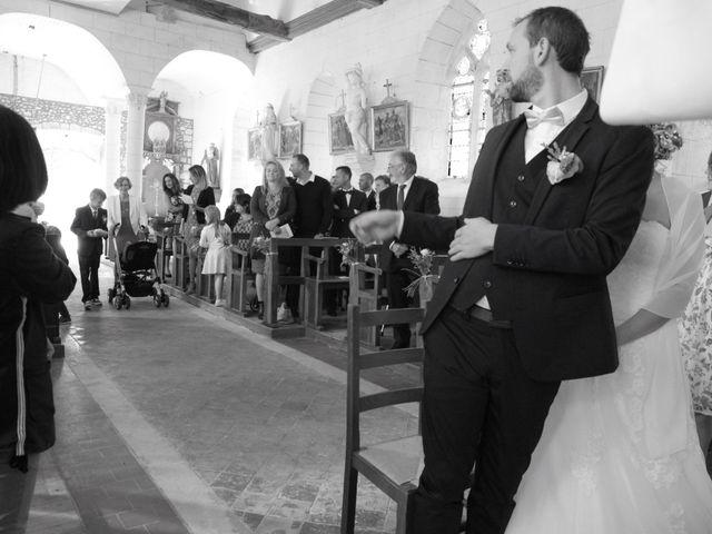 Le mariage de Guillaume et Sophie à Bacqueville, Eure 13
