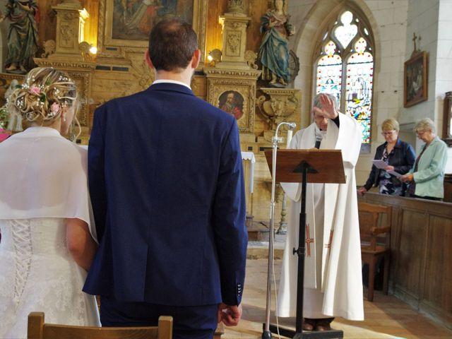 Le mariage de Guillaume et Sophie à Bacqueville, Eure 16