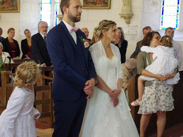 Le mariage de Guillaume et Sophie à Bacqueville, Eure 18