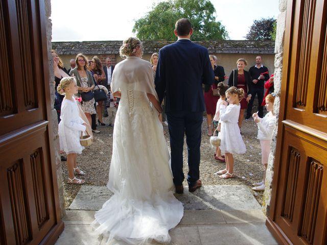 Le mariage de Guillaume et Sophie à Bacqueville, Eure 21