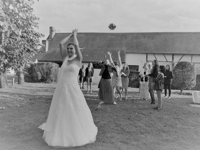 Le mariage de Guillaume et Sophie à Bacqueville, Eure 28