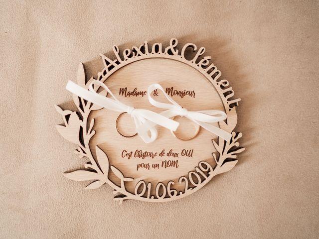 Le mariage de Clément et Alexia à Mennecy, Essonne 5