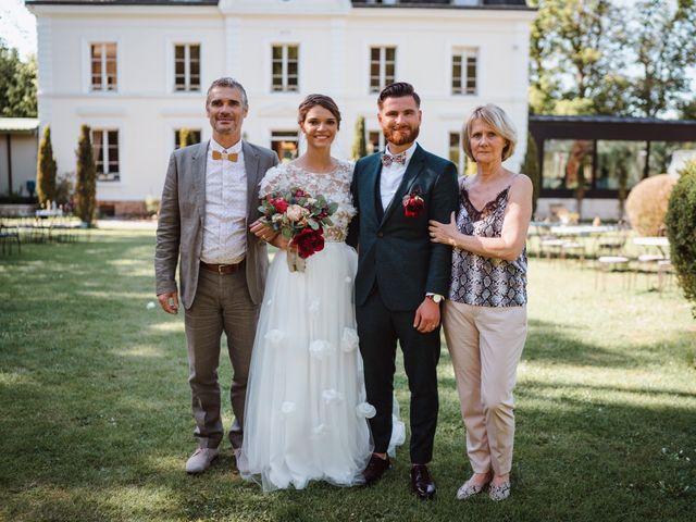 Le mariage de Clément et Alexia à Mennecy, Essonne 21