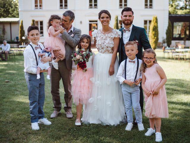 Le mariage de Clément et Alexia à Mennecy, Essonne 23