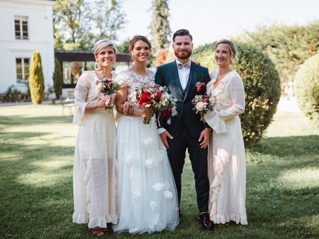 Le mariage de Clément et Alexia à Mennecy, Essonne 28