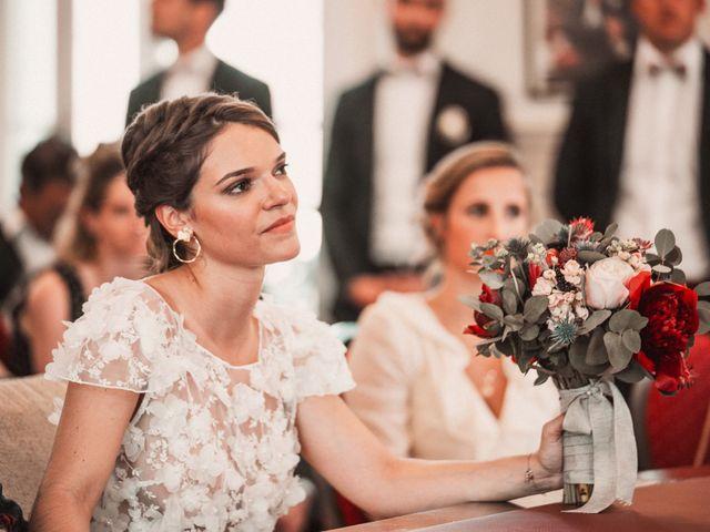 Le mariage de Clément et Alexia à Mennecy, Essonne 59