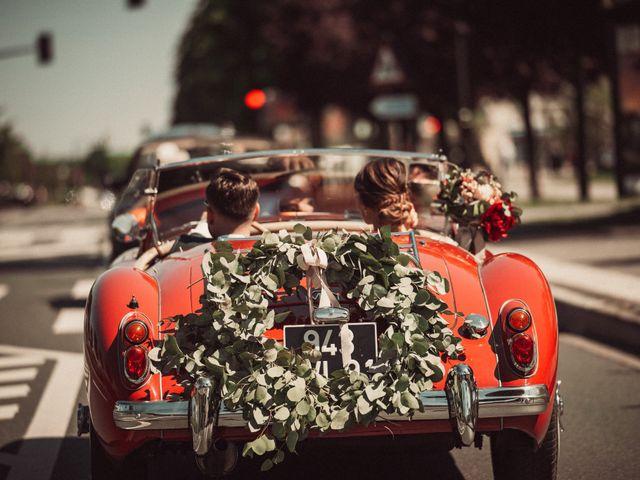 Le mariage de Clément et Alexia à Mennecy, Essonne 80
