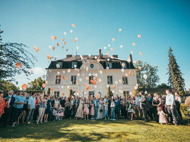 Le mariage de Clément et Alexia à Mennecy, Essonne 96
