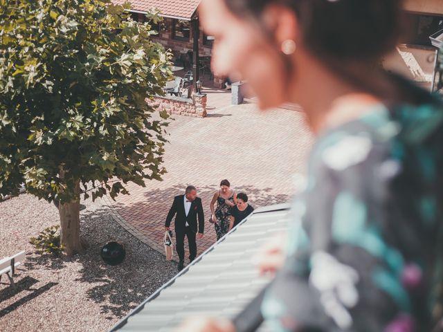 Le mariage de Raphaël et Océane à Wangenbourg, Bas Rhin 36