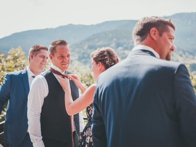 Le mariage de Raphaël et Océane à Wangenbourg, Bas Rhin 42