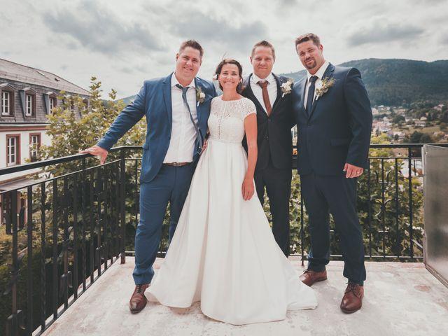 Le mariage de Raphaël et Océane à Wangenbourg, Bas Rhin 83
