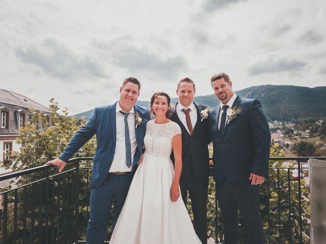 Le mariage de Raphaël et Océane à Wangenbourg, Bas Rhin 84