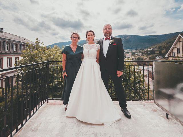 Le mariage de Raphaël et Océane à Wangenbourg, Bas Rhin 85